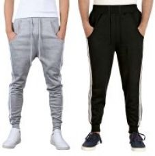 Get 66% off on Stylish Mens Sports Track Pant (Pack Of 2)