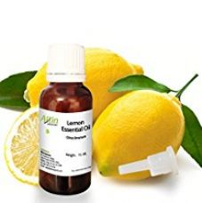 Allin Exporters Steam Distilled Lemon Essential Oil 15 Ml 100% Pure, Natural & Therapeutic Grade Enriched In Vitamin C & Natural Antioxidants for Rs. 175