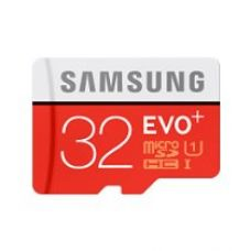 Buy Samsung EVO Plus 32GB microSD Card, Red/Grey from Amazon