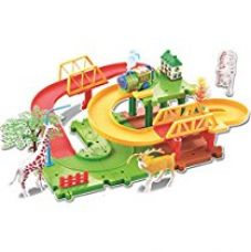 Saffire Animals 11 Multilevel Train Set, Multi Color for Rs. 600