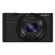 Buy Sony Cybershot DSC-RX100 20.2MP Digital Camera with 3.6x Optical Zoom (Black) from Amazon