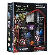 Aquaguard On The Go Captain America Personal Purifier Bottle for Rs. 588