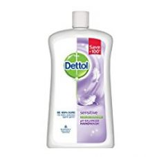 Dettol Liquid Soap Jar Sensitive 900 ml for Rs. 187