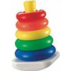 Buy Fisher Price Fisher-Price Brilliant Basics Rock-a-Stack from Amazon