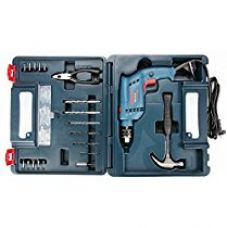 Bosch GSB450RE 450-Watt 10mm Impact Drill Smart Kit with Suitcase for Rs. 3,699