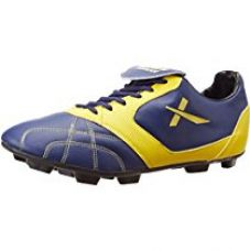Buy Vector X Armour Football Shoes (Blue) from Amazon