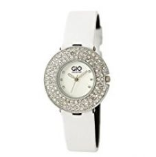 Gio Collection Analog White Dial Women's Watch - GLC-4001A for Rs. 1,213