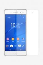 Buy Stuffcool Supertuff Clear Screen Protector for Xperia Z3 for Rs. 269