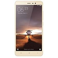 Buy Xiaomi Redmi Note 3 (Gold, 16GB) from Amazon