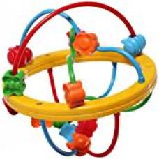 Buy Fisher Price  Bead Ball(Multicolor) from Amazon