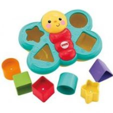 Fisher Price Sort N Spill Butterfly, Multi Color for Rs. 245