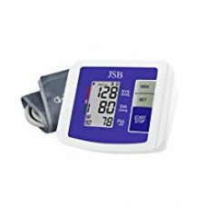 Buy JSB DBP05 Arm Blood Pressure Monitor (White-Blue) from Amazon