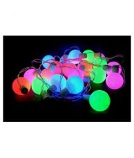 Buy BITEC VASTU RECOMMENDED MULTICOLOUR BIG SIZE BULB STRING from SnapDeal