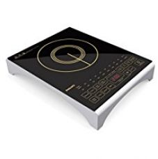 Buy Philips Viva Collection HD4938/01 2100-Watt Induction Cooktop with Sensor Touch (Black) from Amazon