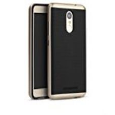 Buy iPaky Luxury Ultra-Thin Dotted Silicon Back + PC Gold Frame Bumper Back Case Cover for Xiaomi Redmi Note 3 ,Gold from Amazon