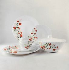 Larah Janus Dinner Set -10 Pcs