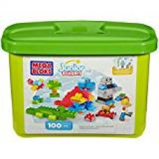 Buy Fisher Price Mega Bloks Junior Builders Build-A-Story , Multi Color from Amazon