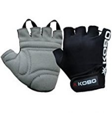 Buy KOBO Fitness Gloves / Weight Lifting Gloves / Gym Gloves / Bike Gloves (Imported) from Amazon