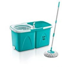 Buy Prestige Clean Home 42603 Magic Mop (Blue) from Amazon