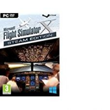 Buy Microsoft Flight Simulator X - Steam Edition (PC) from Amazon