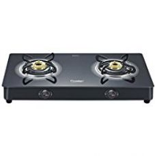 Buy Prestige Royale Plus Aluminum 2 Burner Gas Stove, Black (40081) from Amazon