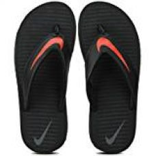 Buy Nike Men's Chroma Thong 5 Black Flip Flops (10 UK/India) from Amazon