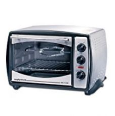 Buy Morphy Richards 18 RSS 18-Litre Stainless Steel Oven Toaster Grill from Amazon
