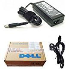 Dell Genuine Laptop Adapter Charger 65w 19.5V 3.34A Inspiron 14r n4010 13r n3010 15r n5010 & Power Cord for Rs. 839