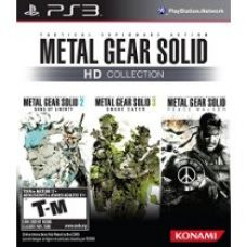 Buy Metal Gear Solid HD Collection (PS3) from Amazon