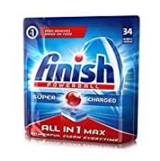 Finish All in 1 Max Powerball, 34 Tablets for Rs. 1,080