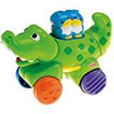 Buy Fisher-Price Amazing Animals Press and Go Crocodile from Amazon