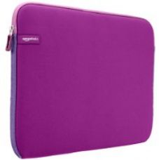 AmazonBasics 15.6-inch Laptop Sleeve (Purple) for Rs. 949