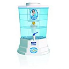 Kent Gold+ 20-Litre Gravity Based Water Purifier (Aqua Blue) for Rs. 2,419
