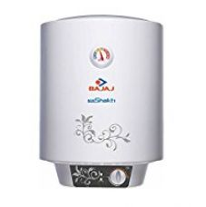 Buy Bajaj New Shakti GL 15-Litre Vertical Storage Water Heater (white) from Amazon