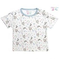 Buy Sofie & Sam London, Baby T-Shirt Tee Tees made from Organic Cotton, Bunny from Amazon