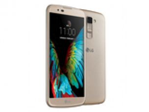 Buy LG K10 LTE (420DS) Dual 4G - Gold for Rs. 9,911