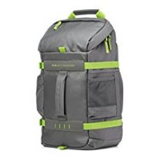 Buy HP Odyssey Backpack for 15.6-inch Laptop (Grey/Green) from Amazon