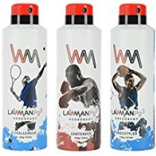 Buy Lawman PG3 Deodorant, 450 ml (Pack of 3) from Amazon