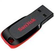 Buy SanDisk Cruzer Blade SDCZ50-016G-135 16GB USB 2.0 Pen Drive from Amazon