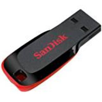 SanDisk Cruzer Blade SDCZ50-016G-135 16GB USB 2.0 Pen Drive for Rs. 399