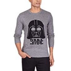 Buy Star Wars Men's Cotton Blend Sweater from Amazon