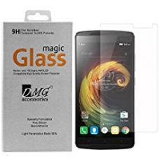 Buy DMG Lenovo Vibe K4 Note Screen Protector, Magic Glass Premium Curved HD Tempered Glass for Vibe K4 Note from Amazon