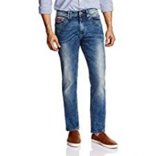 Buy Live In Men's Slim Fit Jeans from Amazon