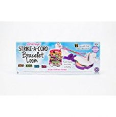 Just My Style Strike-A-Cord Bracelet Loom Art and Craft,  Multi Color for Rs. 738