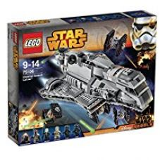 Buy Lego Imperial Assault Carrier, Multi Color from Amazon