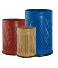 Buy Ozone Multicolour Open Bin (Set of 3) from SnapDeal
