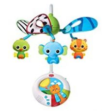 Buy Deliababy Dual Motion Development Mobile, Multi Color from Amazon