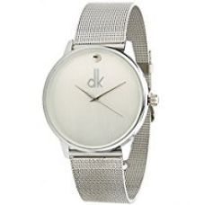 Buy DK Analogue White Dial Girl's/Boy's Watch- dk0816 from Amazon
