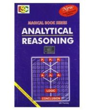 Buy Analytical Reasoning Paperback (English) Revised Edition for Rs. 145