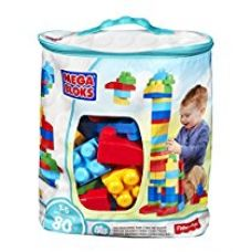 Buy Fisher Price Big Building Bag, Multi Color from Amazon